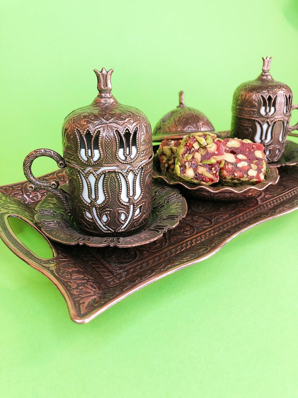 Турецький набір для кави
