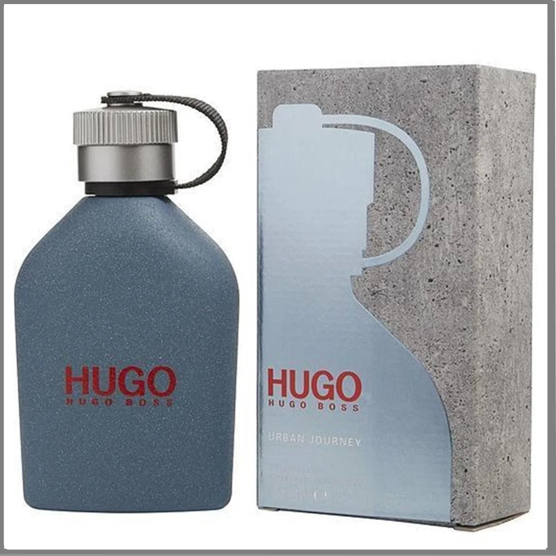 Hugo Boss Hugo Urban Journey туалетна вода 150 ml. (Хуго Бос Бос Міське Подорож)