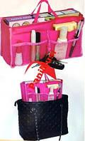 Органайзер для косметики для женской сумки супер подарок
