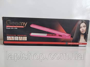 Утюжок выпрямитель для волос Gemei GM-1990