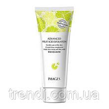 Гель-скатка для очищення шкіри з фруктовими кислотами Images