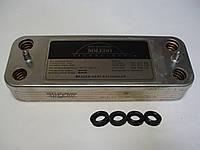Теплообменник ГВС (12 пластин) вторичный пластинчатый Protherm Lynx 24/28 kW Art. D003202285, 0020119605