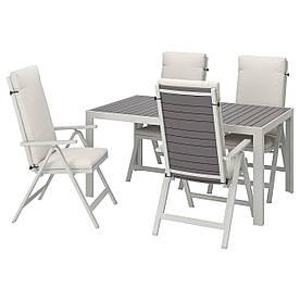 IKEA Комплект мебели садовой SJÄLLAND (ИКЕА ШЭЛЛАНД) (492.671.06)