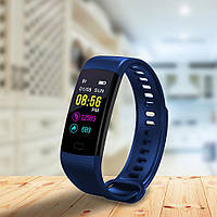 Смарт часы Smart Watch Bangwei Fitness Smart Navi Blue., фото 1
