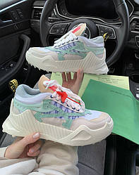 Кроссовки | кеды | обувь Off-White White ( Premium )