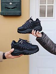 Кроссовки | кеды | обувь Buffalo FUR London Black