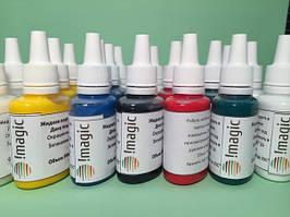 Deco Gel:жидкая пластика,клей для полимерной глины iMagic, белый, 30 мл