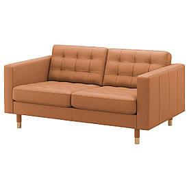 IKEA Диван шкіряний LANDSKRONA (ІКЕА ЛАНДСКРУНА) 69270264