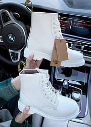 1460 FUR White Ботинки | обувь