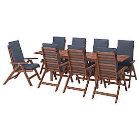 IKEA Комплект мебели садовой ÄPPLARÖ (ИКЕА ЭПЛАРО) (892.687.93)