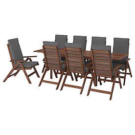 IKEA Комплект меблів садової ÄPPLARÖ (ІКЕА ЭПЛАРО) 39268781