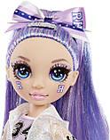 Кукла Рейнбоу Хай Виолетта Виллоу - Rainbow High Cheer Violet Willow 572084 Чирлидер Оригинал, фото 4