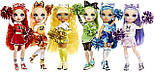 Кукла Рейнбоу Хай Виолетта Виллоу - Rainbow High Cheer Violet Willow 572084 Чирлидер Оригинал, фото 6