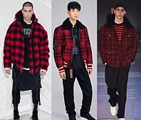 Признаки модной мужской куртки