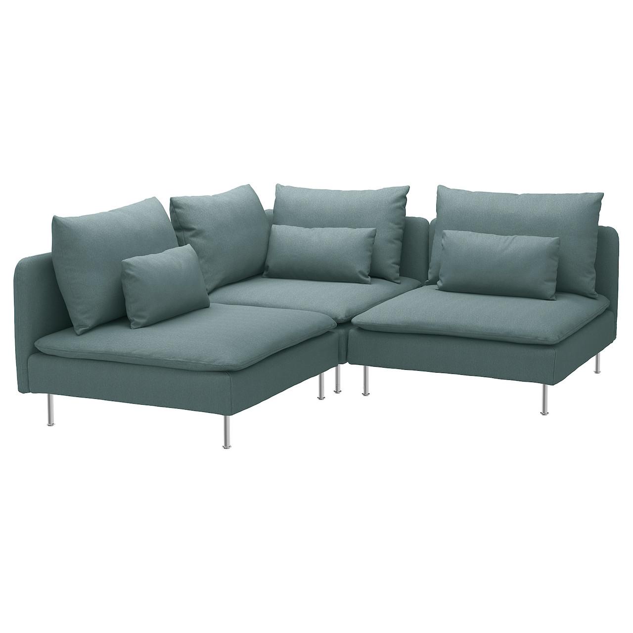 IKEA Угловой диван SÖDERHAMN (892.844.39)