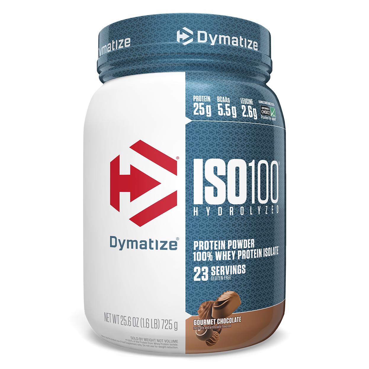Протеин Dymatize ISO 100 (0,726 кг) шоколад
