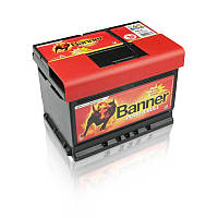 Аккумулятор автомобильный 60Ah-12v Banner Power Bull (241x175x175), R, EN 540