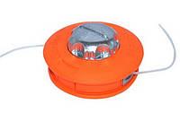 Катушка для бензокосы с автоматической намоткой Гарден металлический носик