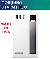 Устройство Джул США черный.Без катриджей. Базовый набор POD система JUUL Basic Black. оригинал