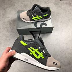 Кроссовки | кеды | обувь GEL LYTE III FLOURESCENT GREEN