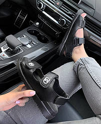 Sandals Black Шлепки | тапки | босоножки