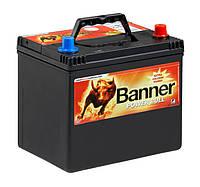 Аккумулятор автомобильный 60Ah-12v Banner Power Bull (233x173x225), R, EN 510