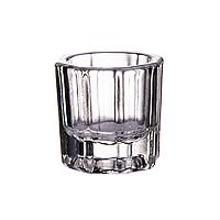Скляний Стаканчик для розведення фарби і хни