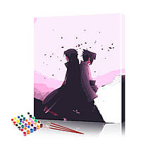 Картина по номерам ArtSale Аниме 1 PBN0996 размер 40х50 см