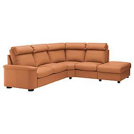 IKEA Диван шкіряний LIDHULT (ІКЕА ЛИДГУЛЬТ) 79276029