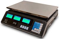 Рыночные электронные торговые весы до 40 кг Opera Plus OP-208