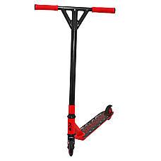 Трюкової самокат SportVida Stunt Neo SV-WO0021 Black/Red, фото 2