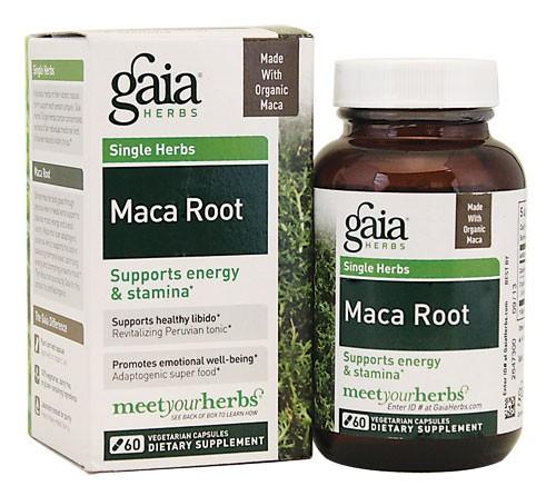 Экстракт корня Маки перуанской, 500 мг 60 капcул