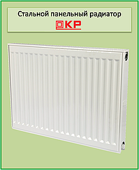 Радиатор стальной КР 11k 500*800 боковое подключение