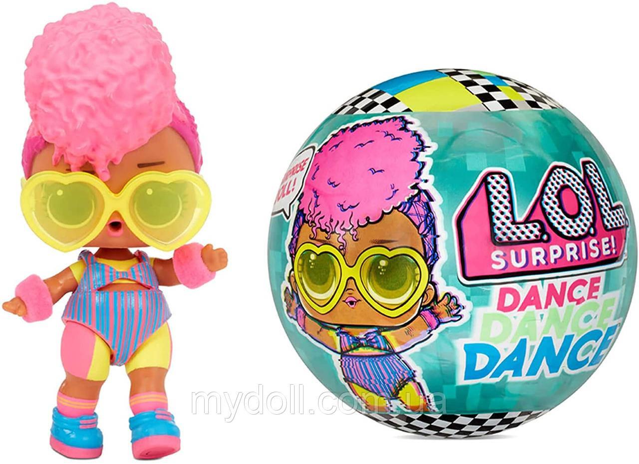LOL Surprise Dance Танцівниці Ігровий набір з лялькою L. O. L. SURPRISE! Dolls Данс 117896 Оригінал