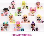LOL Surprise Dance Танцівниці Ігровий набір з лялькою L. O. L. SURPRISE! Dolls Данс 117896 Оригінал, фото 6