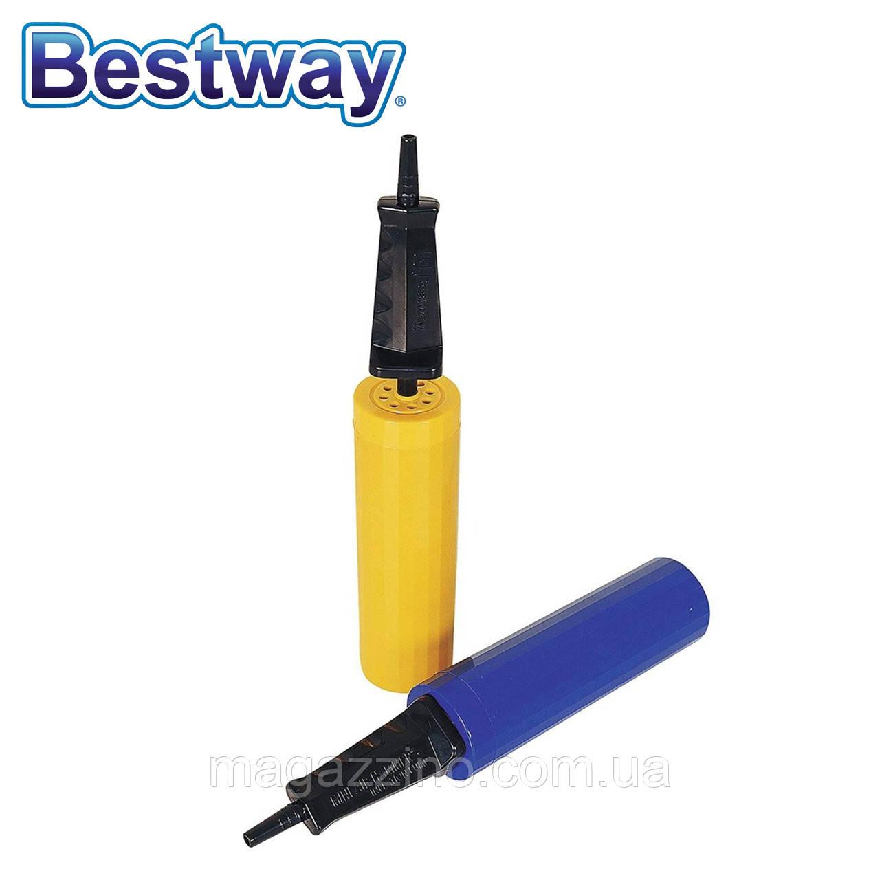 Ручний насос для надування Bestway, 0,45 л.