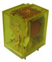 Реле електромагнітне  H200F   котушка DC12V ,  10A/15A/120VAC 28VAC 7A/240VAC