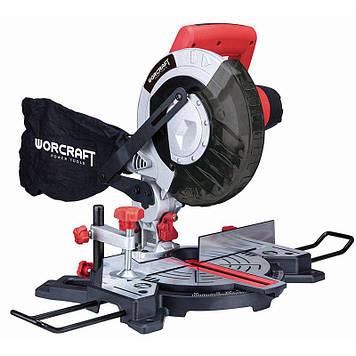 Пила торцовочная Worcraft MST14-210