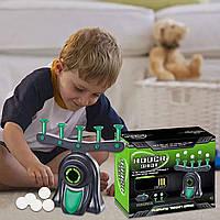 Игрушка стрельба по парящим шарикам Hover Shot пластик, 34x43.5x9см, игра для детей, стрельба