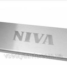 Накладки на пороги Лада ВАЗ NIVA с 1977-г. (Standart)
