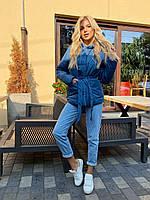 Осенняя женская куртка с капюшоном норма и батал новинка 2020