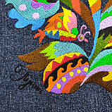 Рюкзак с вышивкой Бабочки, фото 6