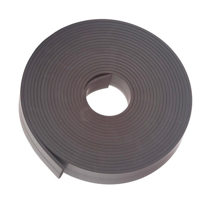 Магнитная лента без клеевого слоя, 50 см x 25.4 мм, толщина 1.5 мм