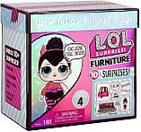 ЛОЛ Перчинка с автомобилем Игровой набор с куклой L.O.L. Surprise Auto Shop Spice Doll Furniture LOL 572619, фото 7