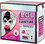 ЛОЛ Перчинка с автомобилем Игровой набор с куклой L.O.L. Surprise Auto Shop Spice Doll Furniture LOL 572619, фото 8