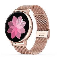 Смарт часы Фитнес браслет DT88- Pro женские с измерением давления и пульса