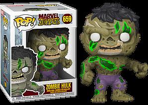 Фигурка Funko Pop Халк Зомби Марвел Marvel Zombie Halk 10см MZ HZ 659