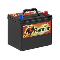 Аккумулятор автомобильный 70Ah-12v Banner Power Bull (260x174x200), R, EN 600