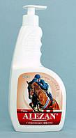 Гель Алезан с согревающим эффектом для лошадей, 500 мл