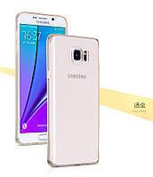 Чехол для Samsung Galaxy Note 5 N920 HOCO силикон, фото 1